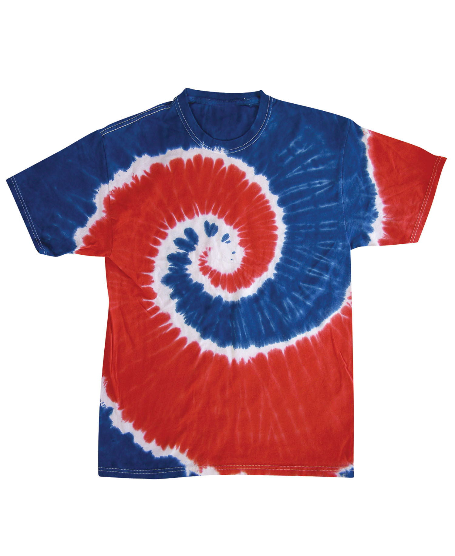 Colortone - T929P Youth Spiral Tie Dye Tee