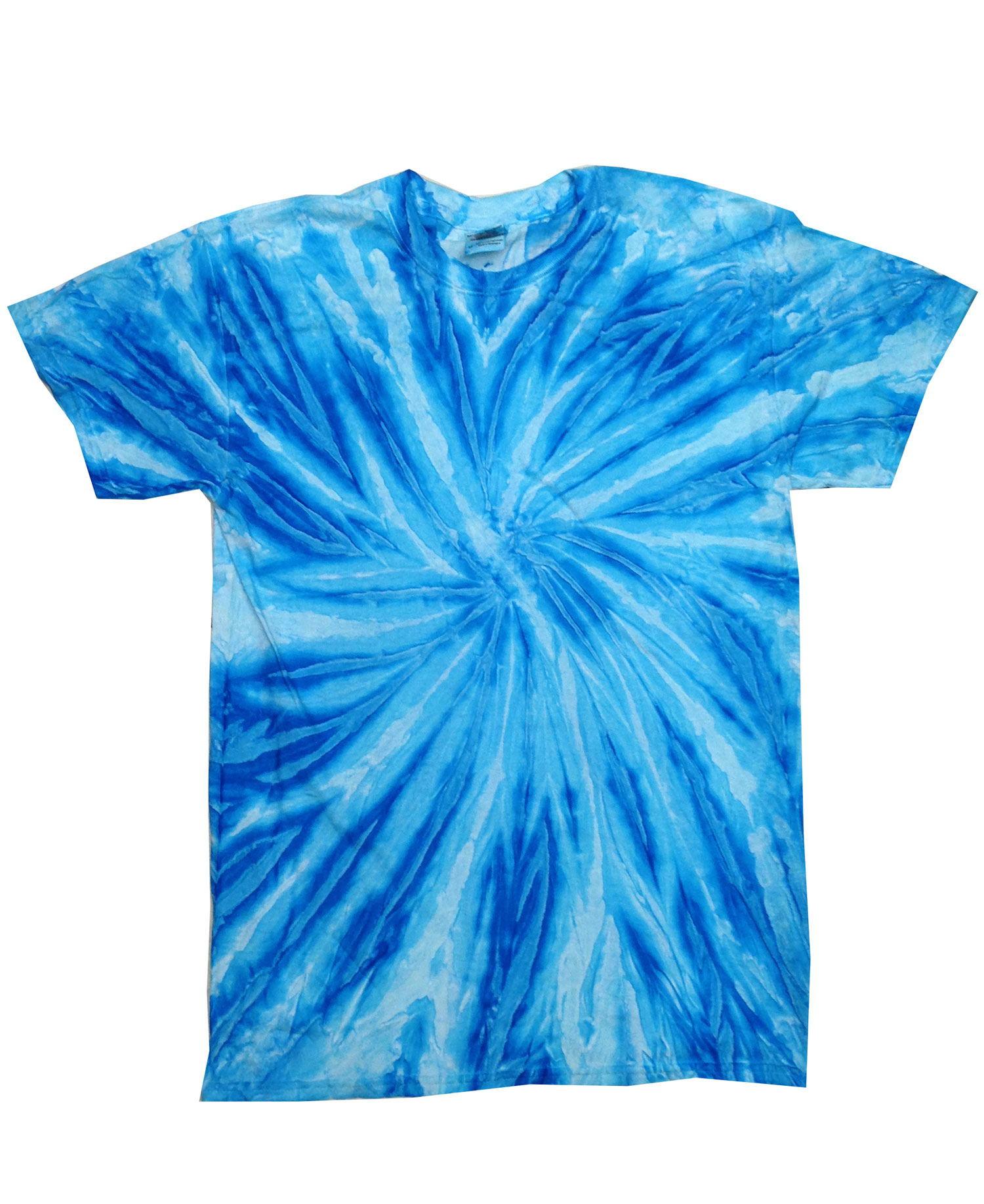 Colortone - T980P Yth Neon Twist Tie Dye