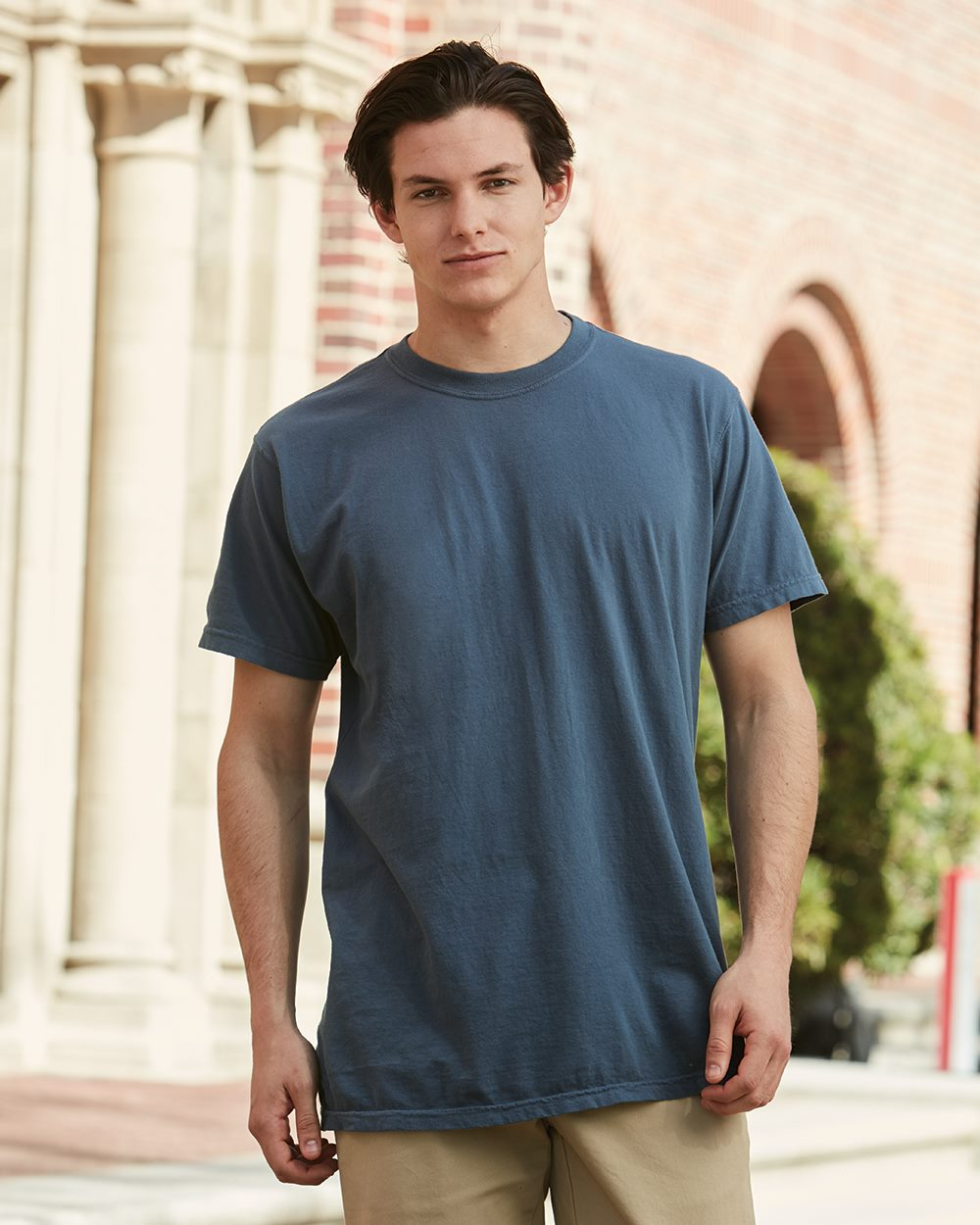 Comfort Colors 4017 - Combed Ringspun Cotton T-Shirt