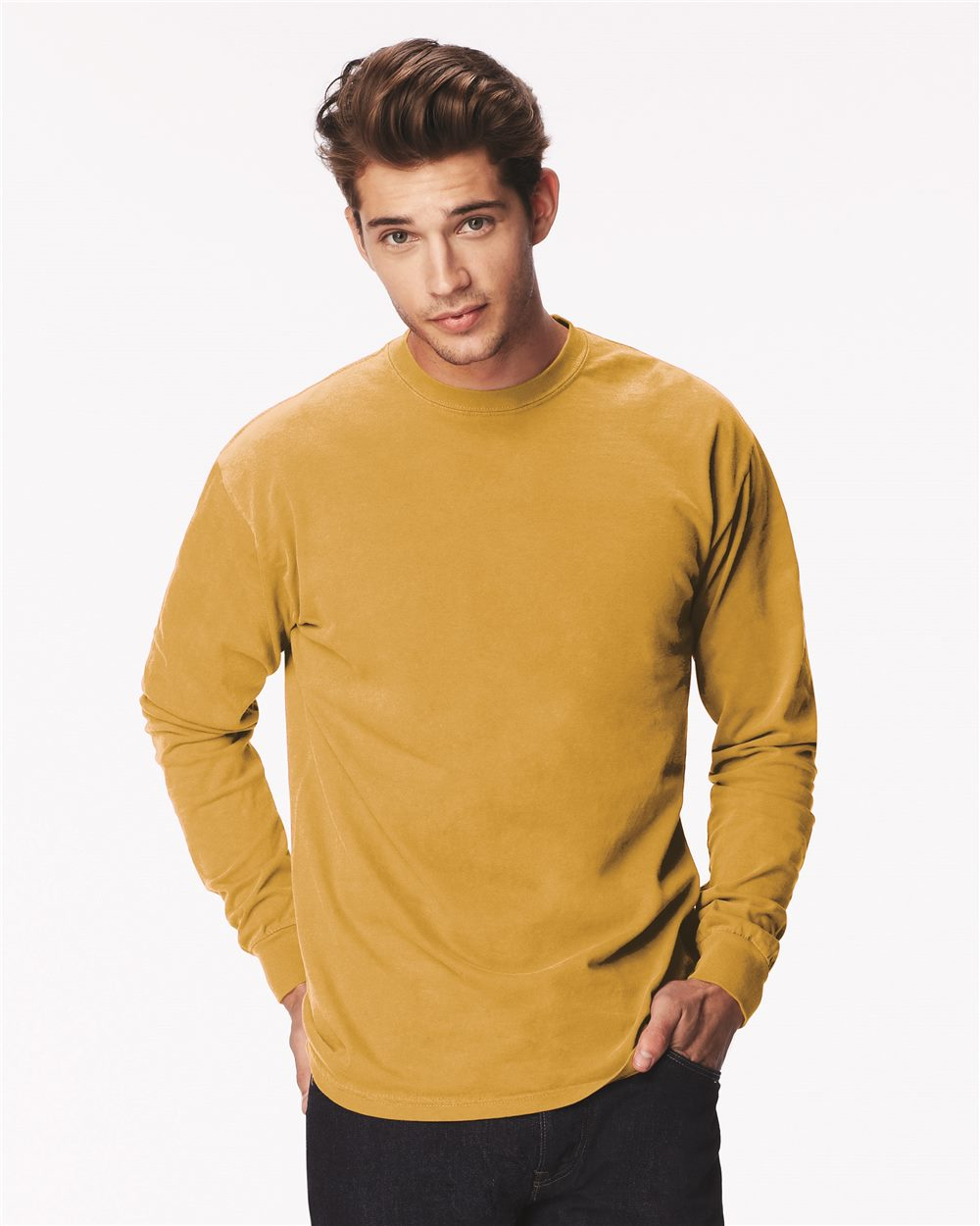 Comfort Colors 6014- 6.1 Ounce Ringspun Cotton Long Sleeve T-Shirt