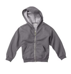 Comfort Colors Drop Ship - C7755 Youth 10 oz. Garment-Dyed Full-Zip Hooded Sweatshirt
