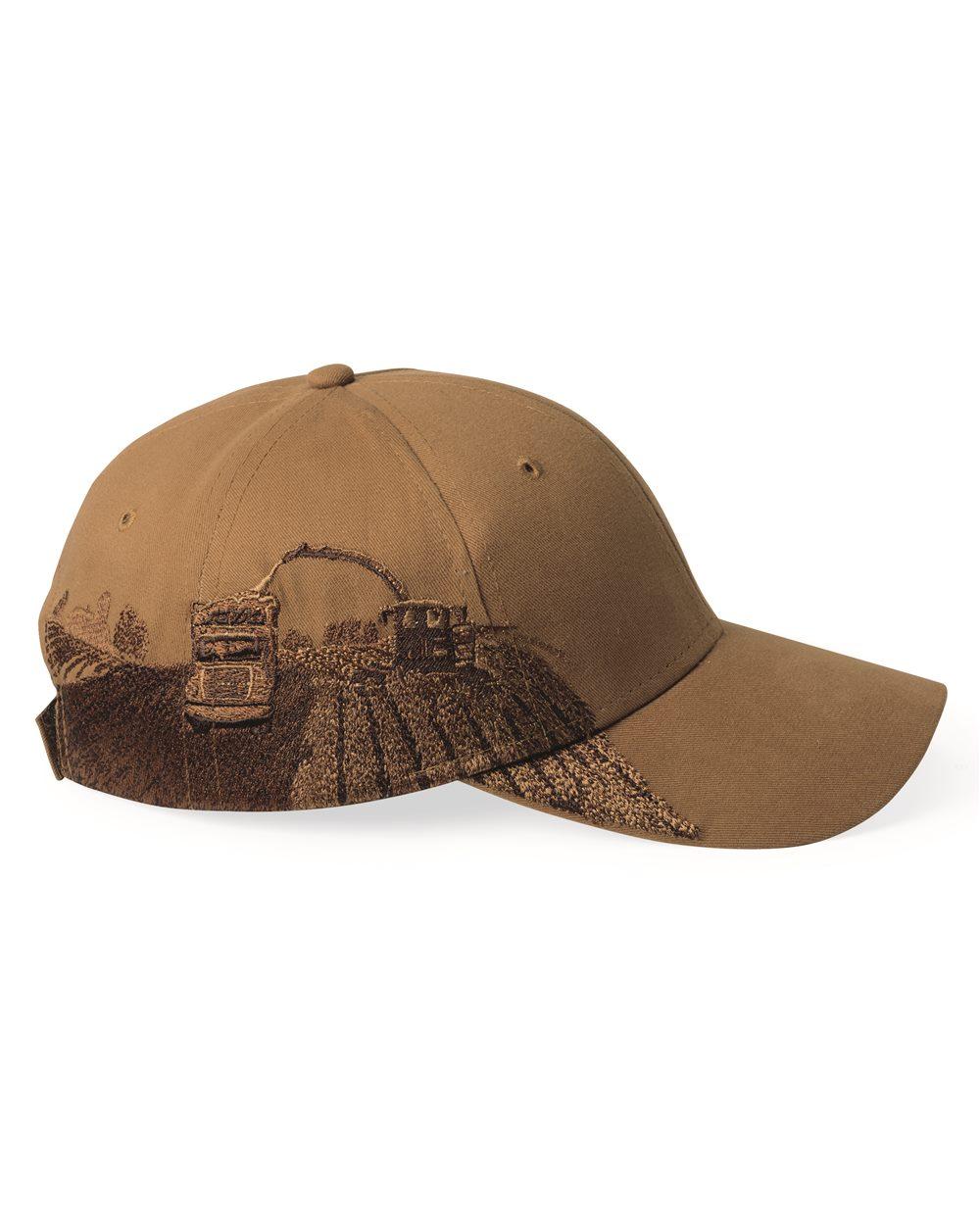 DRI DUCK 3351 - Harvesting Industry Cap