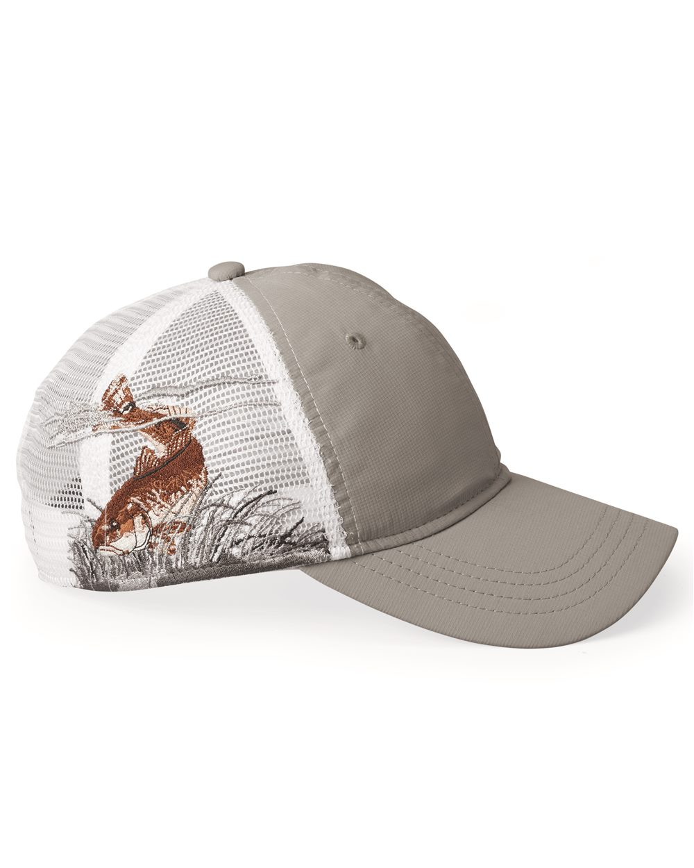 DRI DUCK 3454 - Redfish Performance Mesh Cap