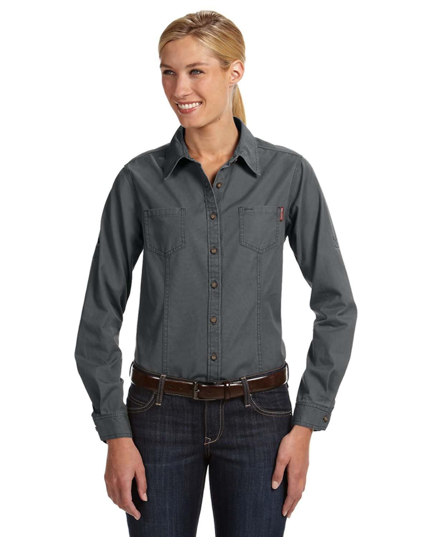 DRI DUCK 8284 女士长袖衬衣