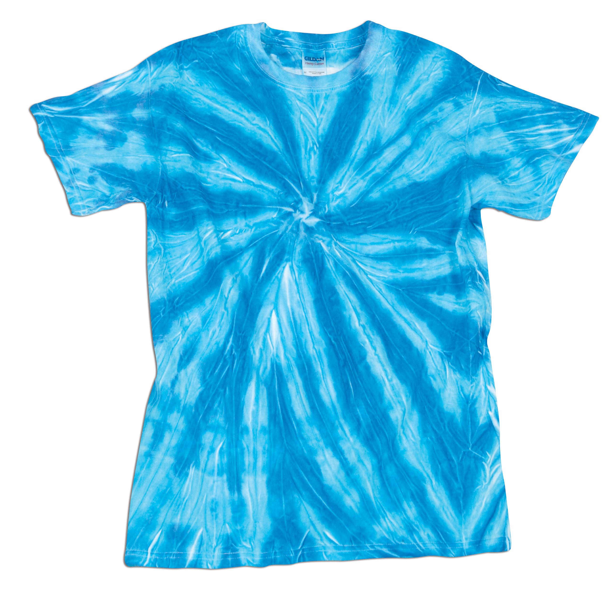 Dyenomite - D200NT Neon Pinwheel Tie Dye