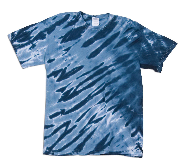 Dyenomite - D20BTS Yth Tiger Stripe Tie Dye