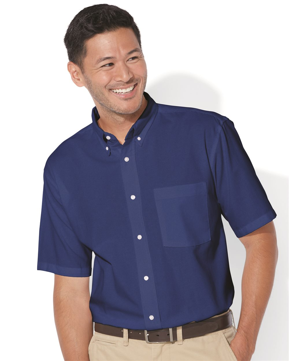 FeatherLite 0231 Short Sleeve Oxford Shirt