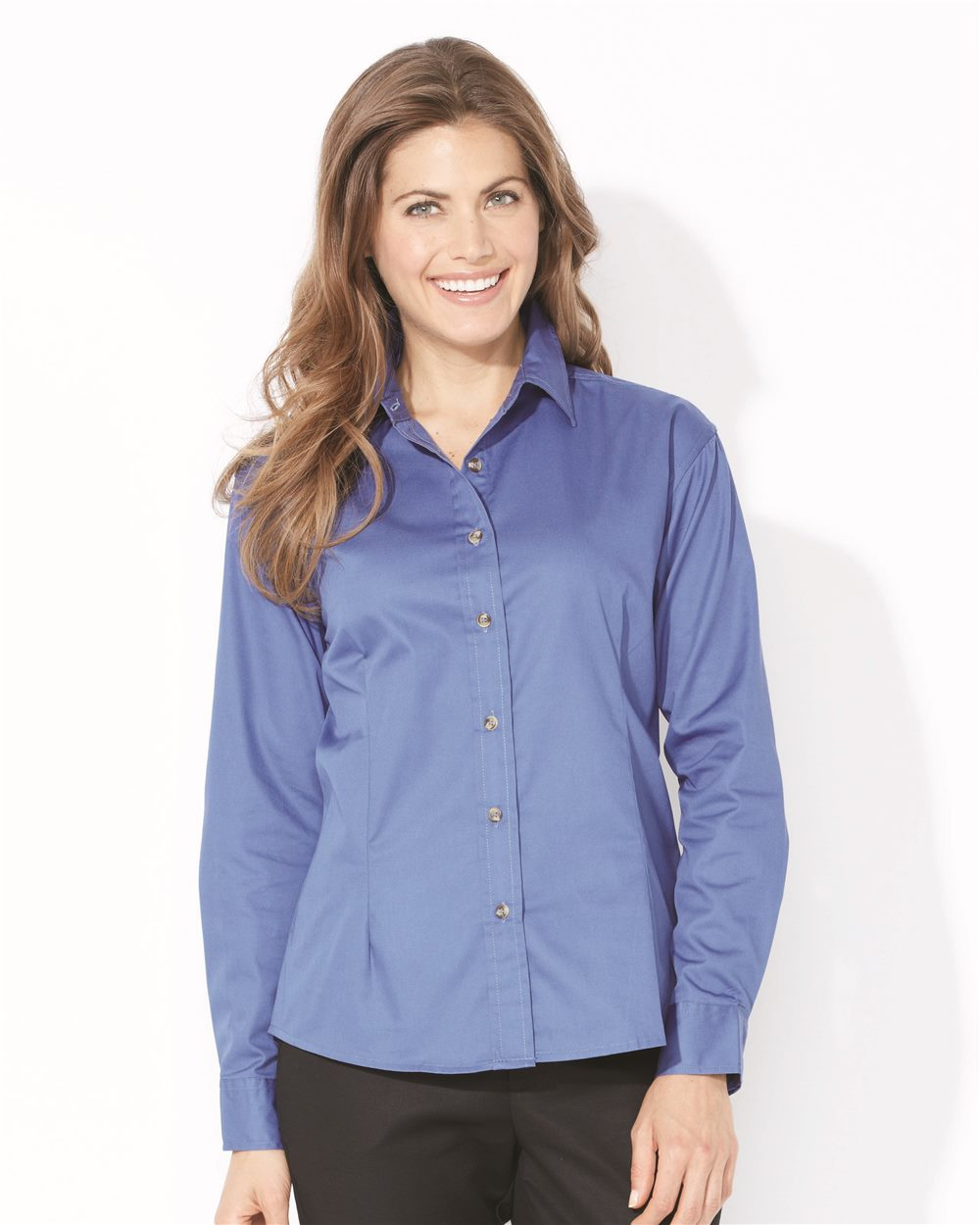FeatherLite 5283 Ladies' Long Sleeve Stain Resistant ...