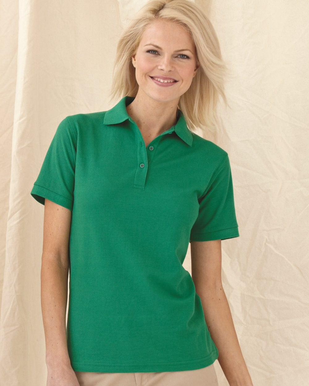 FeatherLite 5500 Ladies' Pique Sport Shirt