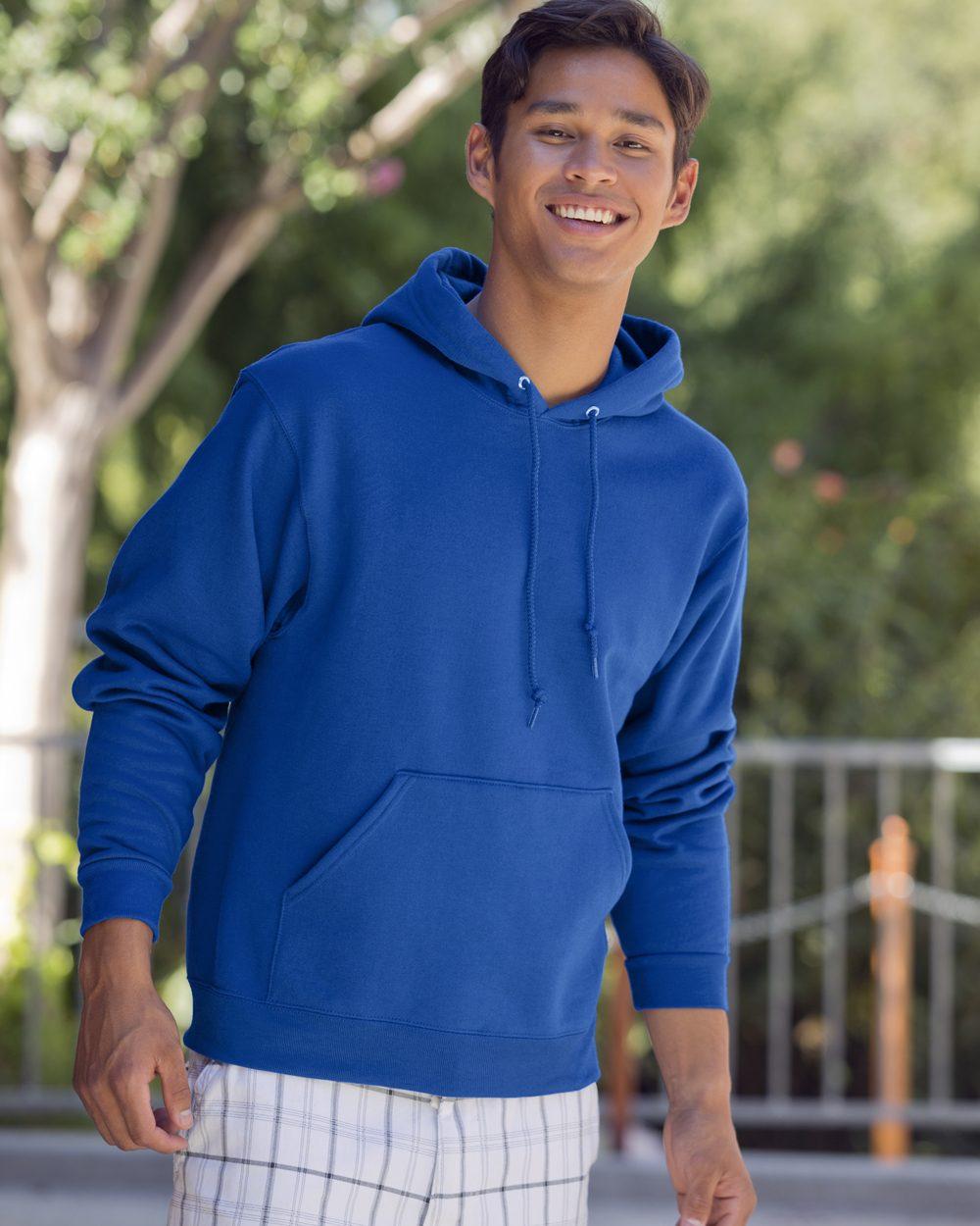 Fruit of the Loom 16130R Best 50/50 Hooded Sweatshirt