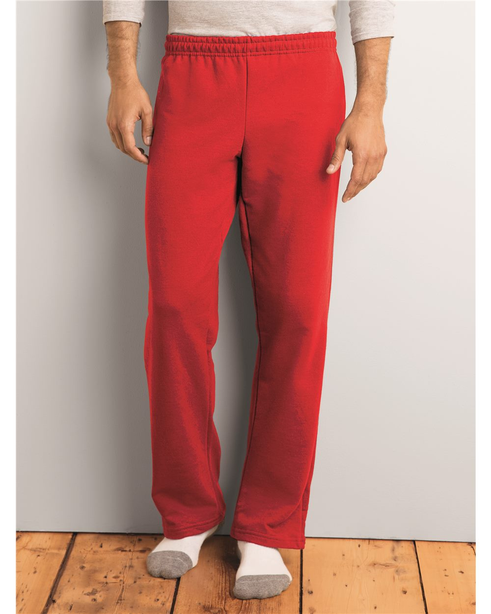 Gildan 18400 Heavy Blend Open Bottom Sweatpants