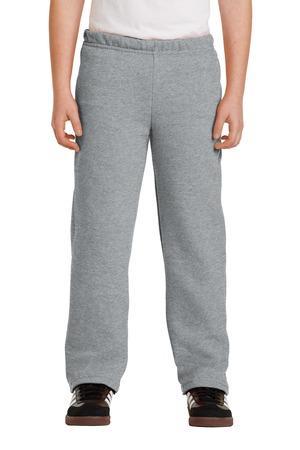 Gildan 18400B - Youth Heavy Blend Open Bottom Sweatpants