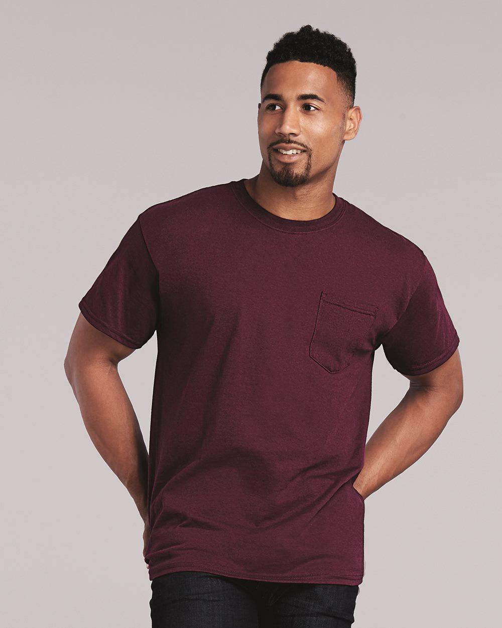 Gildan 2300 Ultra Cotton T-Shirt with a Pocket