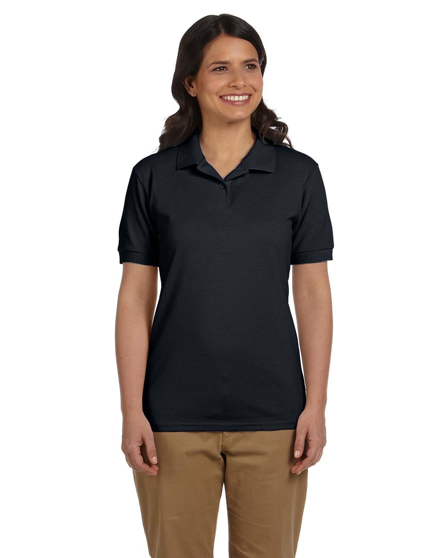 Gildan 94800L-Ladies DryBlend Pique Sport Shirt