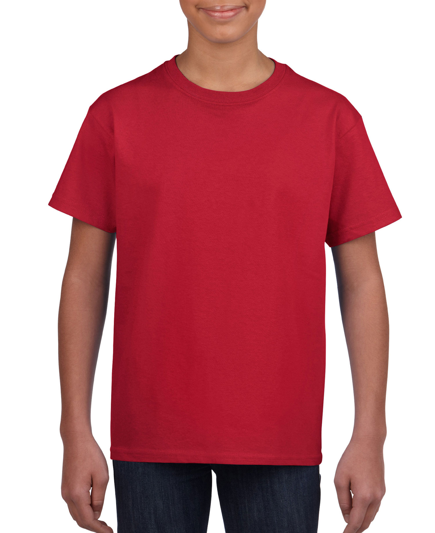 Gildan - Ultra Cotton Youth T-Shirt - 2000B
