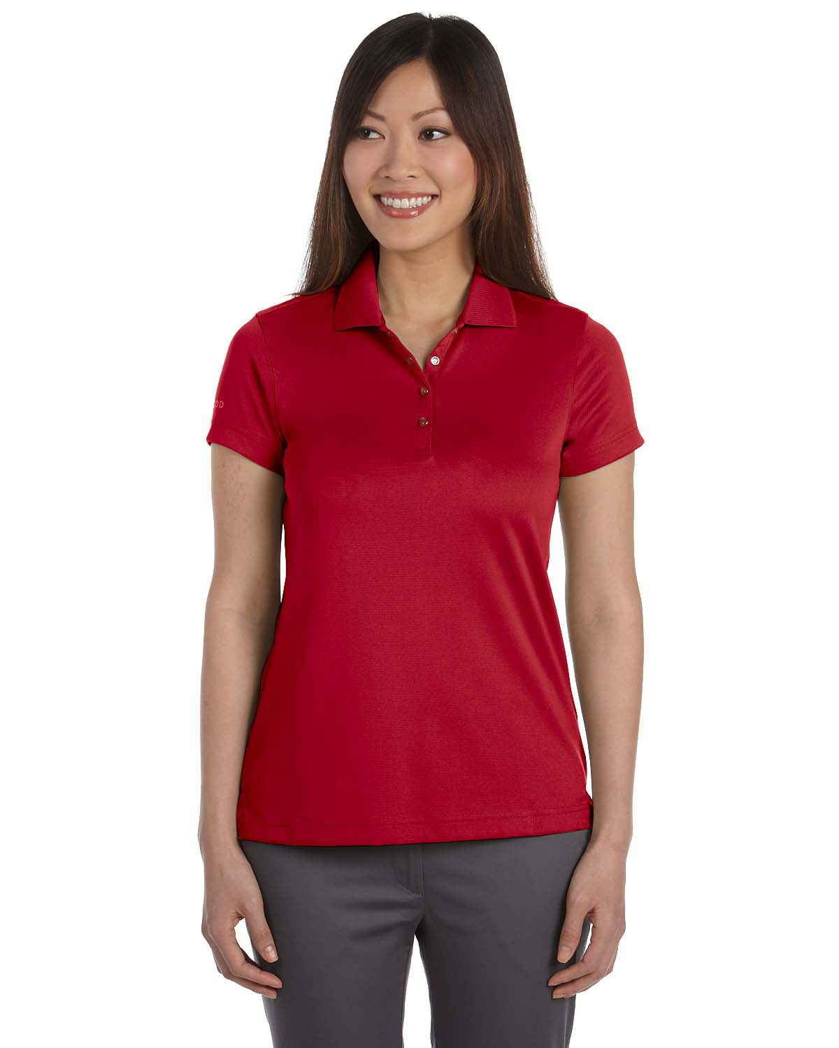 Izod 13Z0081  Women's Performance Golf Pique Polo