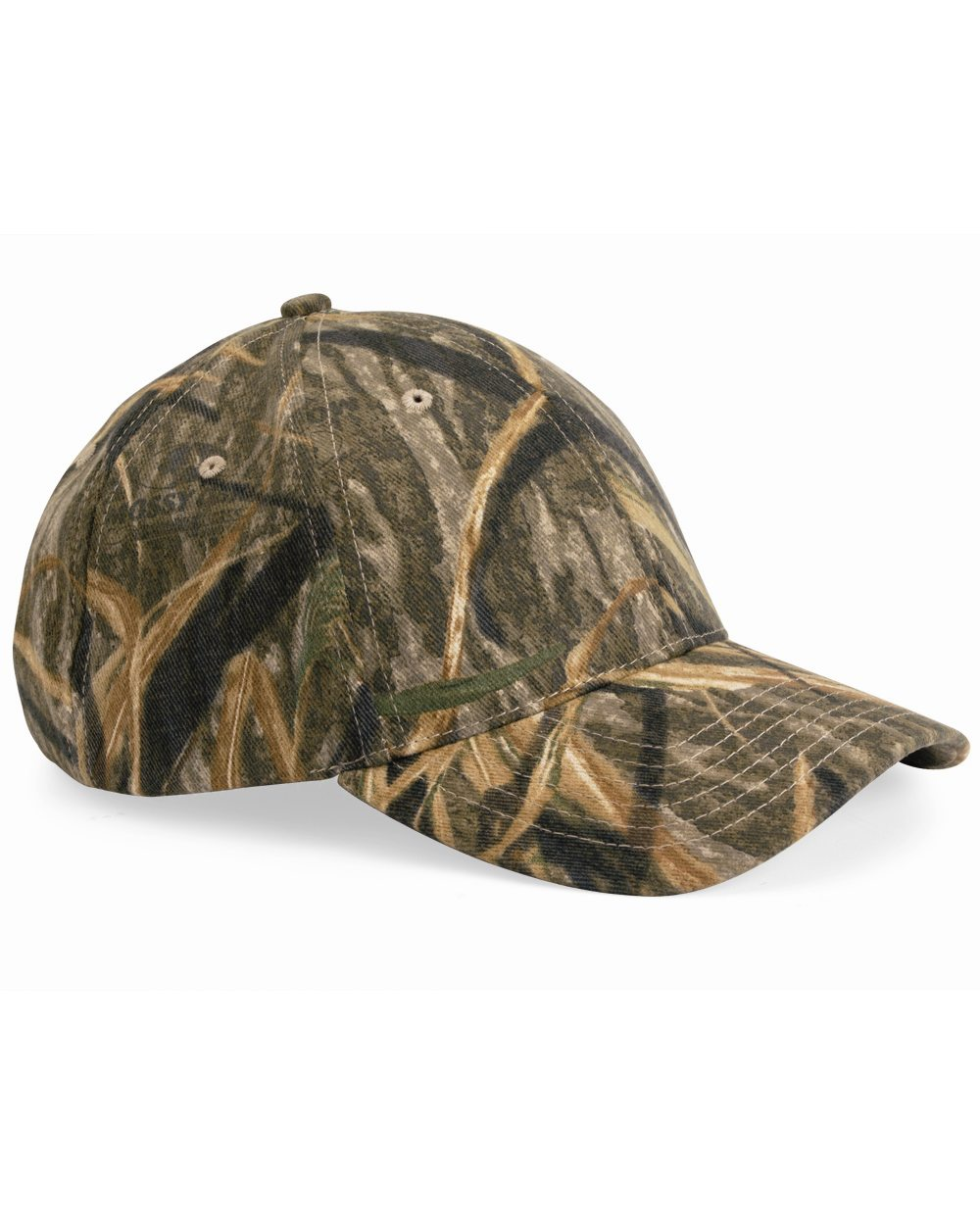 Kati LC10 - Structured Mid Profile Camouflage Cap