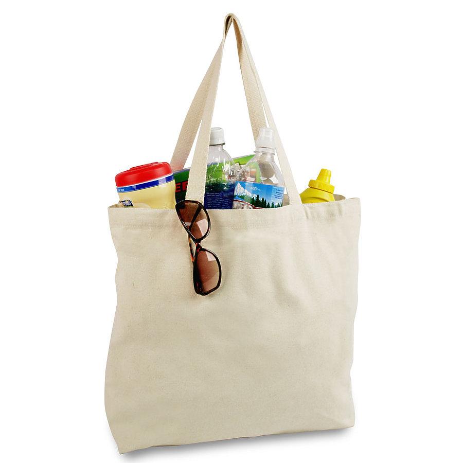 Liberty Bags 8503-12 OZ.棉质帆布手提包