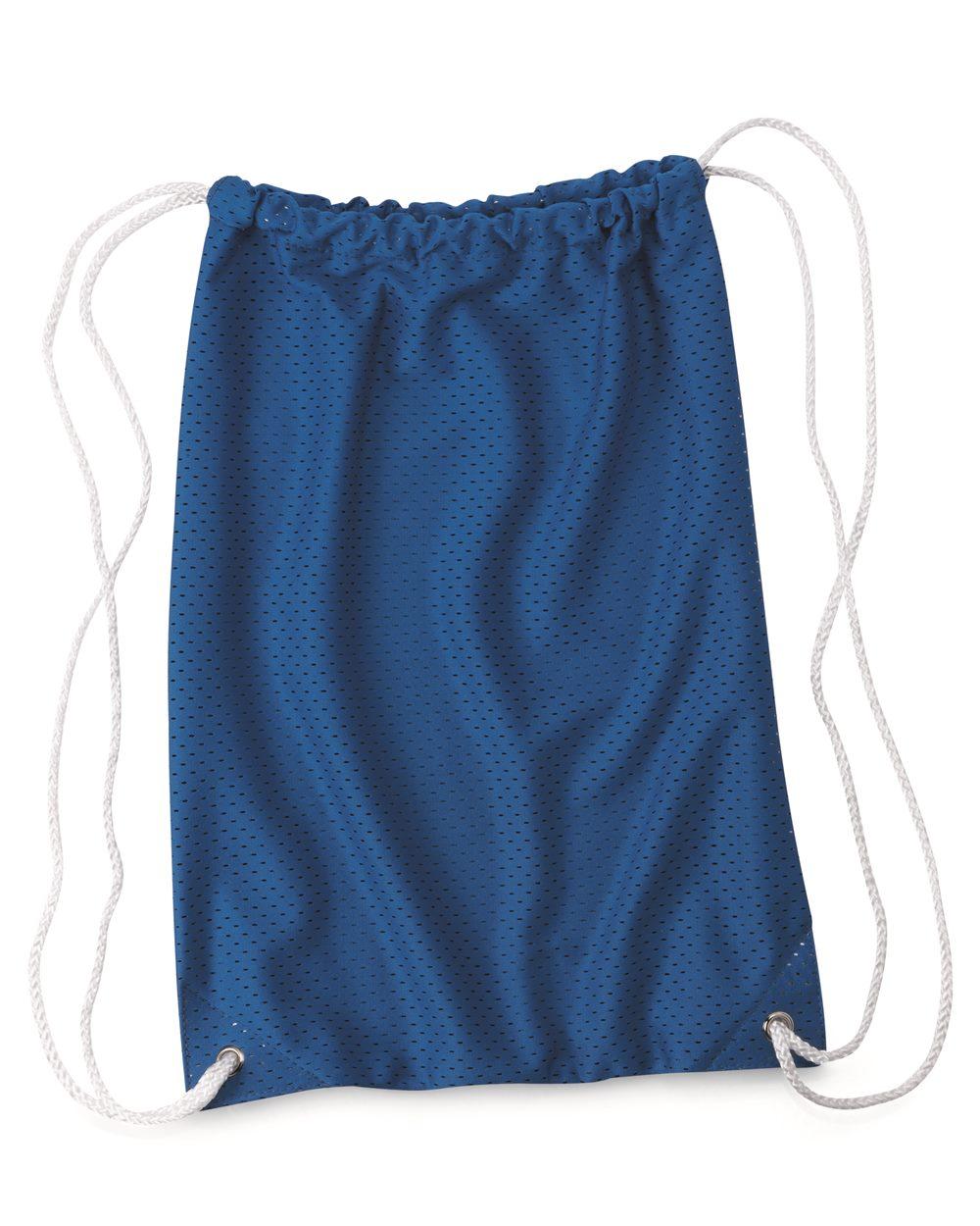 Liberty Bags 8895 - Jersey Mesh Drawstring Backpack