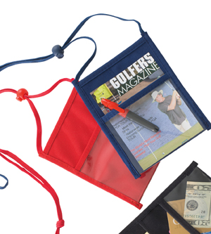 Liberty Bags 9605-Badge Holder