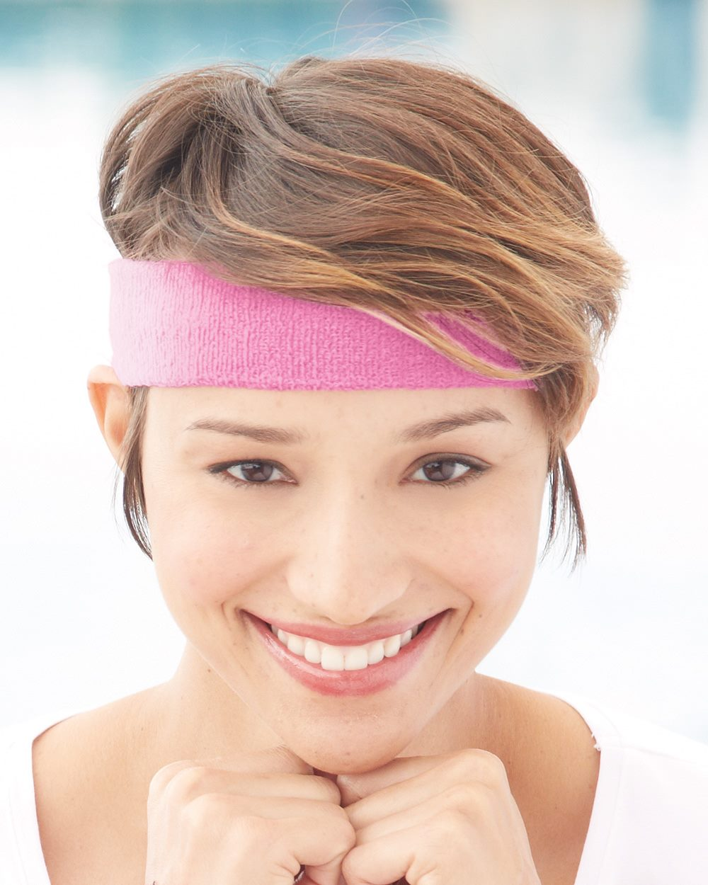 Mega Cap 1251 - Terry Cloth Headband