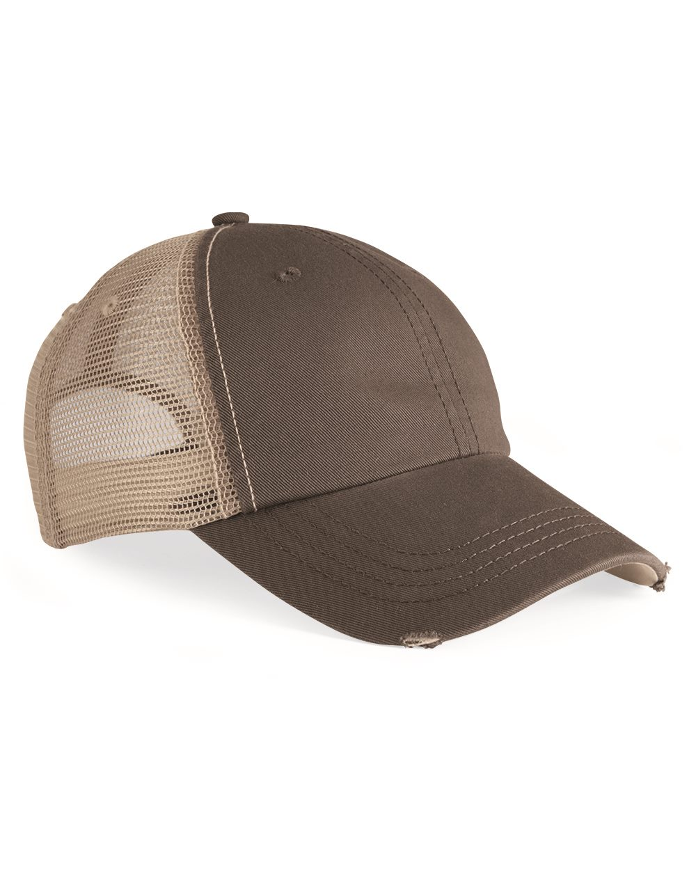 Mega Cap-Organic Cotton/Mesh Cap