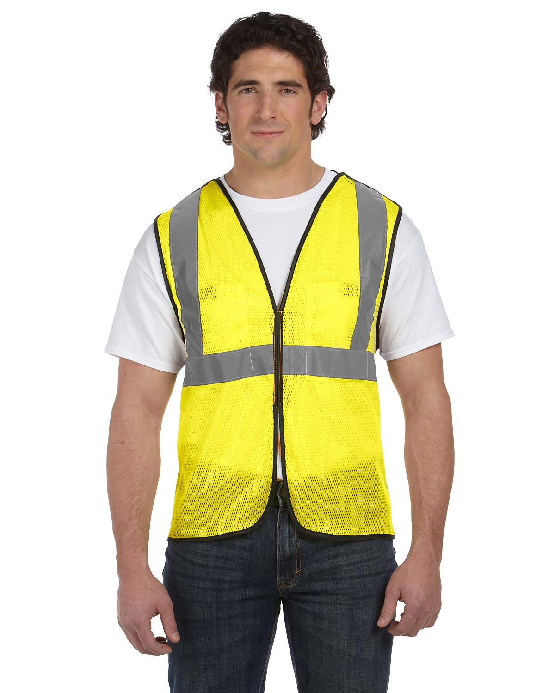 OccuNomix - ECOGCBL Value Mesh Five-Point Breakaway Vest, Class 2