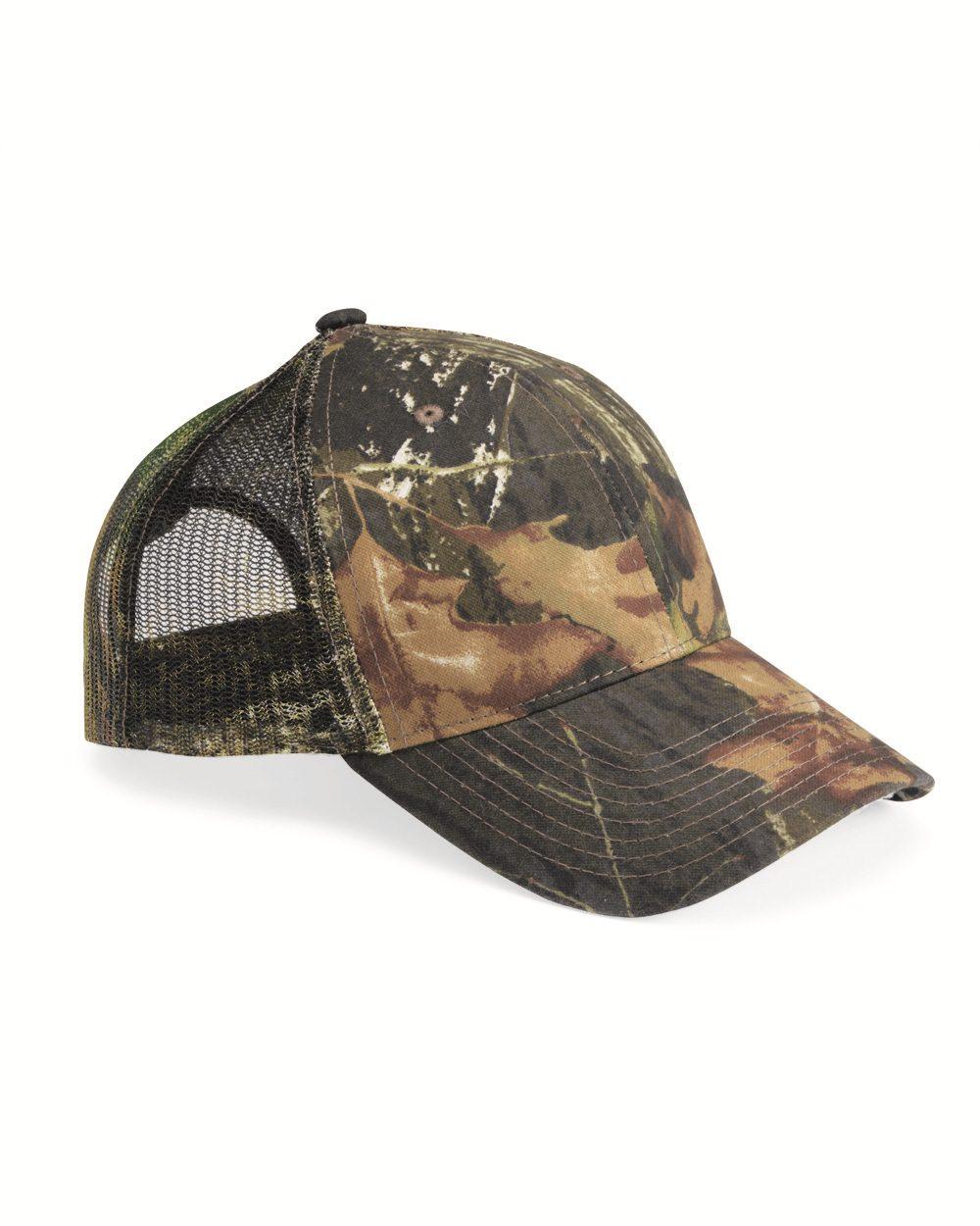 Outdoor Cap 315M网眼迷彩帽子