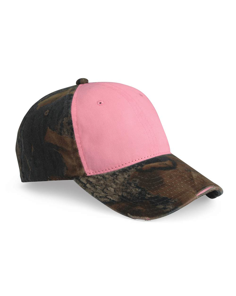 Outdoor Cap CGWT611 Frayed Ladies' Camouflage Cap
