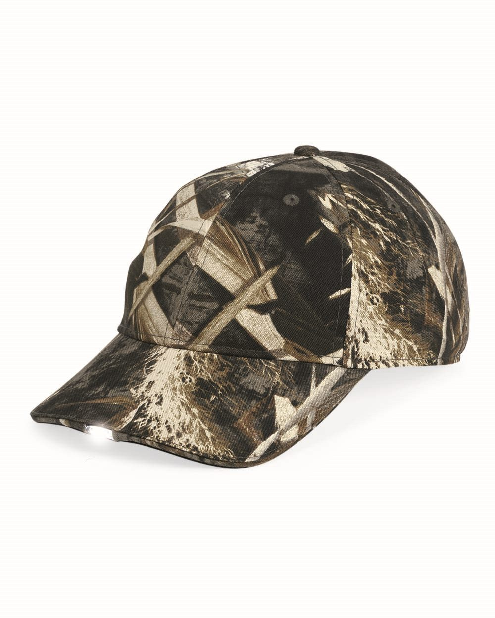 Outdoor Cap HIB602 - Hibeam Lighted Camo Cap
