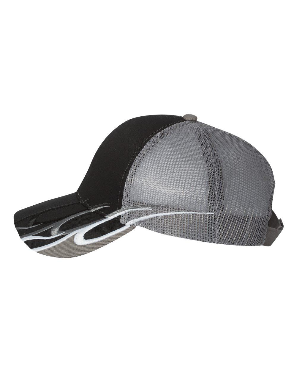 Outdoor Cap WAV605M - Flame Mesh Back Cap