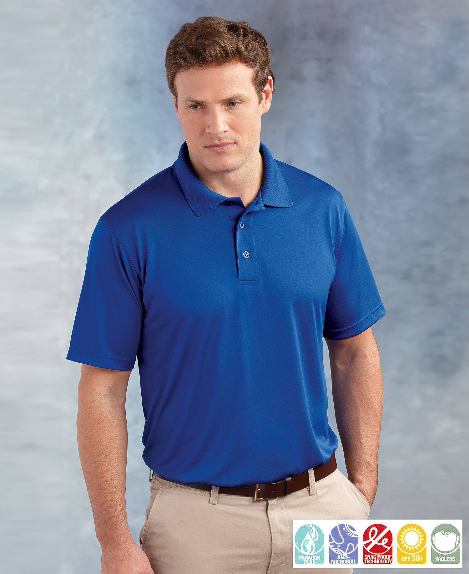 Paragon - SM4001 Mens Snag Proof Polo