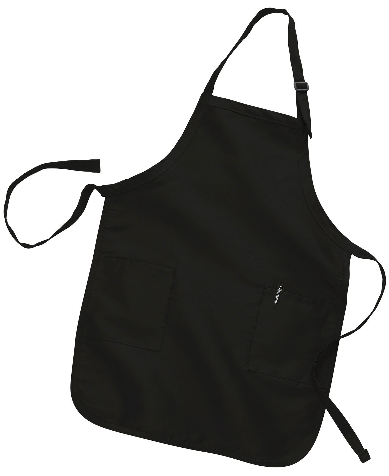 Q-Tees of California - Q4350 Full Length Apron - 2 Pockets