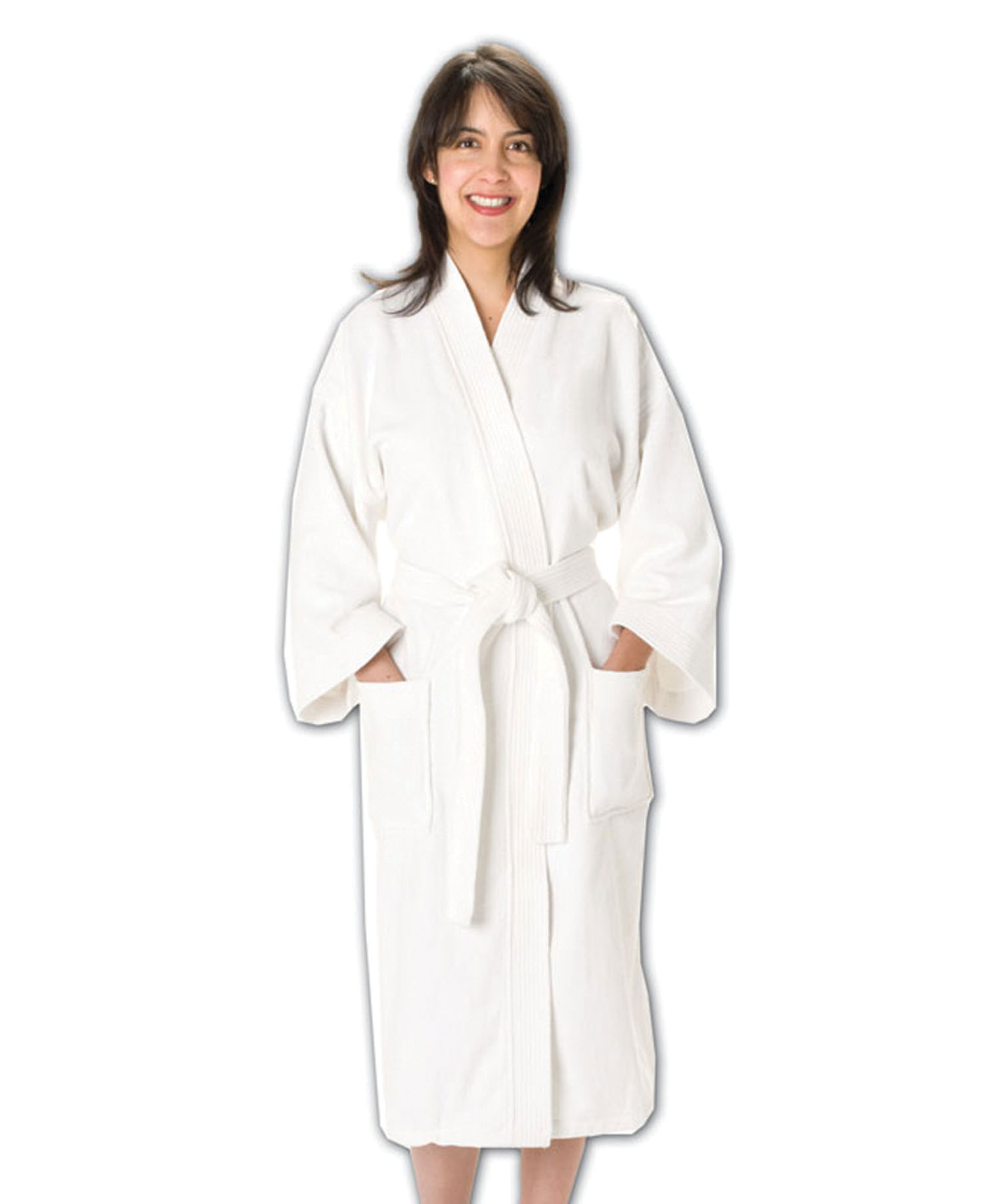 Q-Tees of California - QBR90 Velour Bath Robe