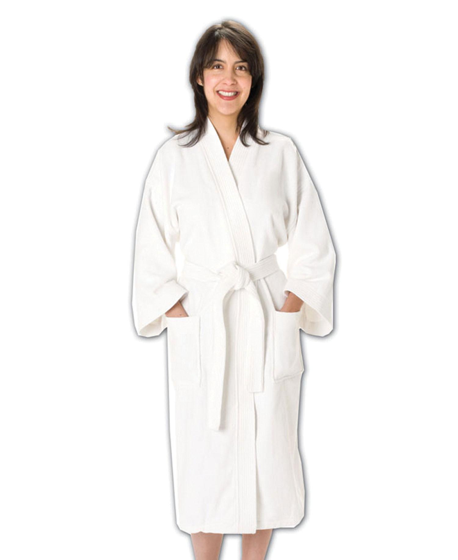 Q-Tees of California - QBR90 Velour Bath Robe