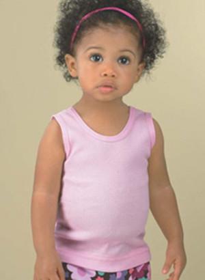 Rabbit Skins 3406 Infant 2x1 Rib Tank
