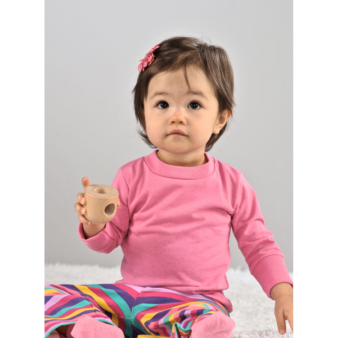 Rabbit Skins 3414 Infant Long Sleeve T-Shirt