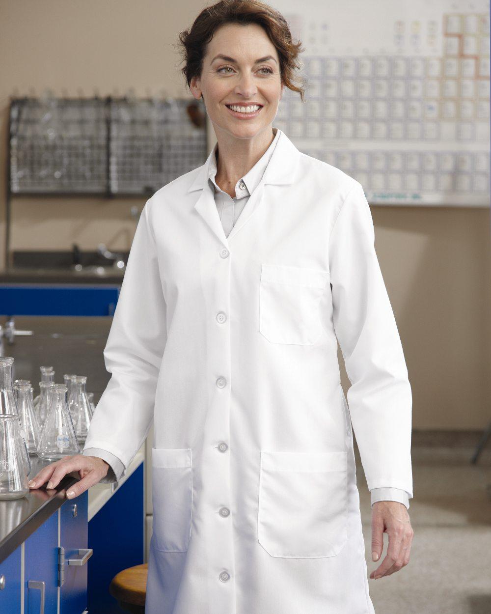 Red Kap Industrial KP13 Ladies' Lab Coat