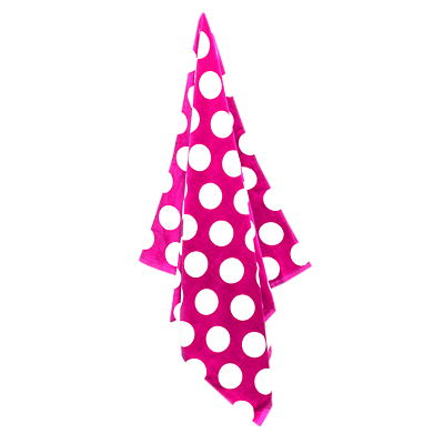 River's End C3060P Polka Dot Beach Towel