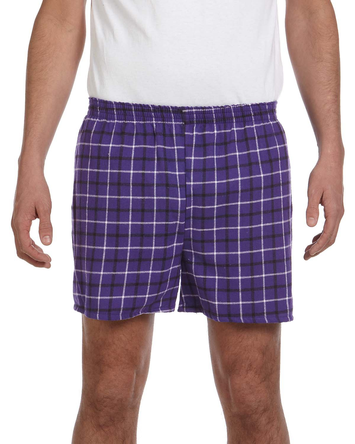 Robinson Apparel 4970e Flannel Shorts