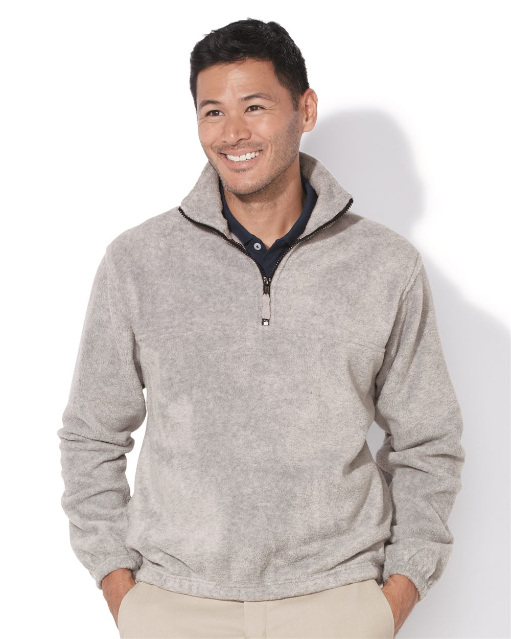 Sierra Pacific 3051 1/4 Zip Fleece Pullover