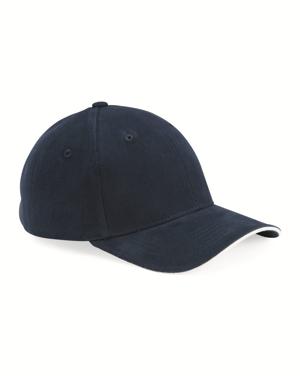 Sportsman Cap 2150 Heavy Brushed Twill Sandwich Cap