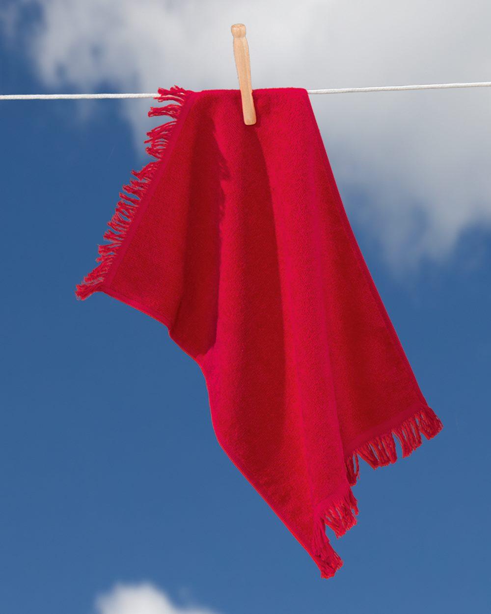 Towels Plus T600 带流苏毛巾