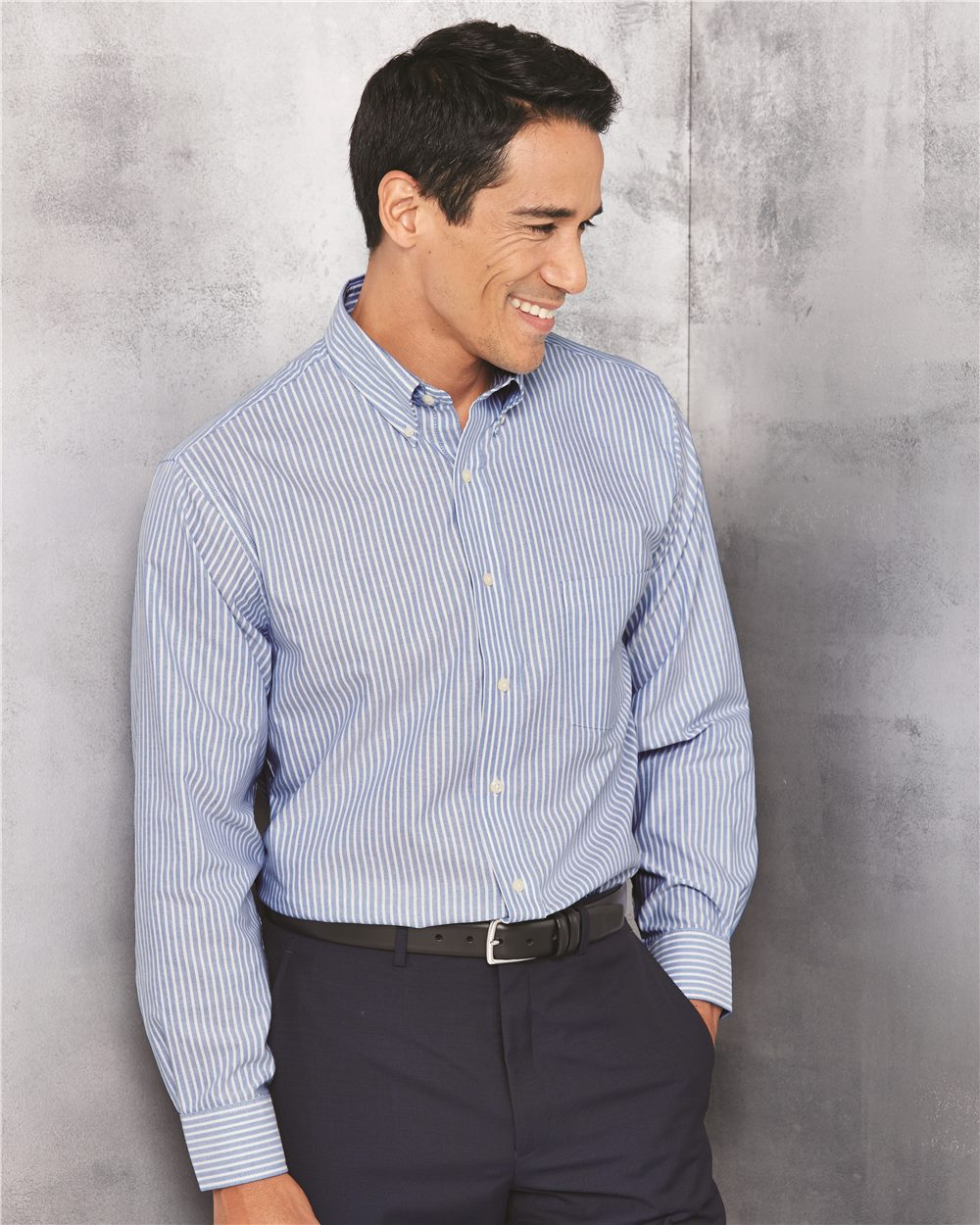 Van Heusen 13V0040 Long Sleeve Oxford