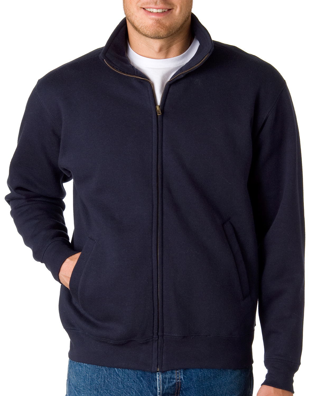 Weatherproof 7175 Cross-Weave Track Jacket