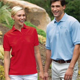 24/7 Lifestyle 351 - Ladies' Soft Touch Polo