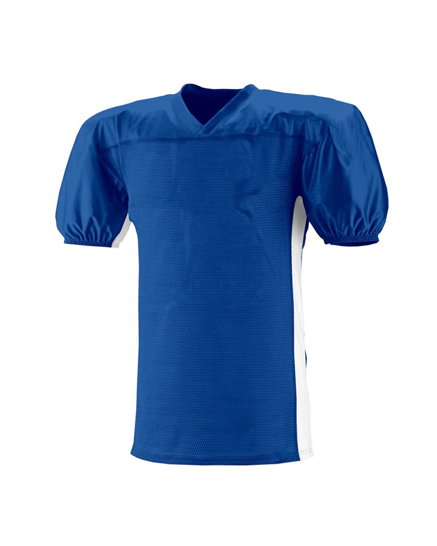 A4 N4205 成年人弹性足球平纹布运动T恤