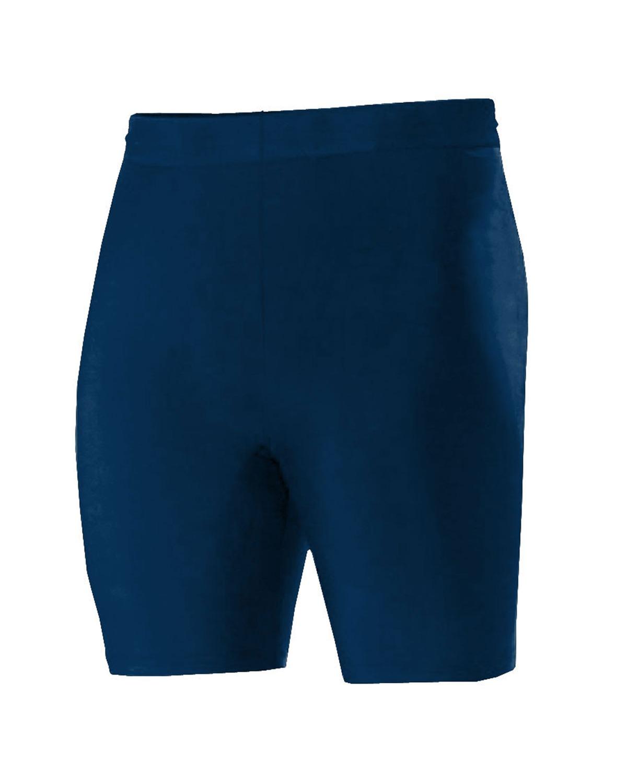 A4 N5259 成年人8''裤腿内缝修身短裤