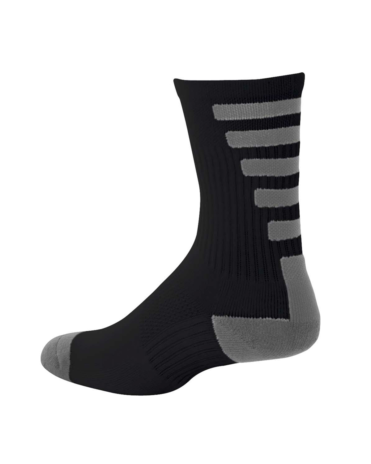 A4 Drop Ship S8007 - Performance Crew Socks