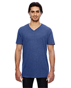 ANVIL 352 - ADULT FEATHERWEIGHT V NECK TEE